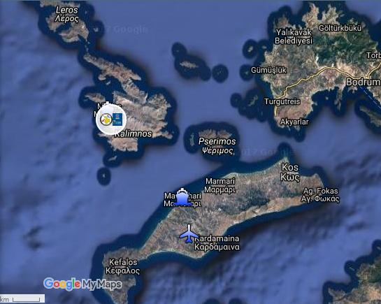 Travel information for your Kalymnos holidays KALYMNOS Diving Center