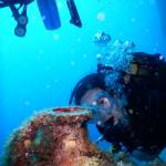 Advanced Diver Right Away. Diver certification holidays for beginners. Scuba diving holidays package. Dive vacations to Kalymnos island, Aegean, Greece.
