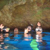 Sunken cave - Βυθισμένο σπήλαιο