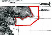 Restricted area ATZIPAS (Kalymnos Island)